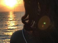 墨西哥海角假期 遥望北太平洋落日之美