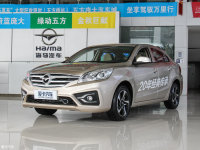 售6.88万元 海马福美来轿车金融版上市