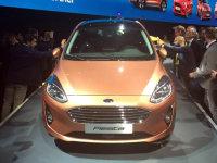 福特新一代嘉年华全球首发 明年初上市