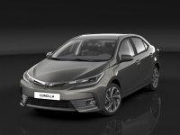 丰田新款卡罗拉明年4月上市 外观变化大
