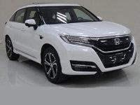 冠道姊妹车型 东风本田UR-V将明年上市
