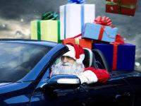 放开那只驯鹿!圣诞老人的四驱新坐骑