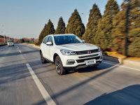 综合素质不错 紧凑型SUV汉腾X7性能测试