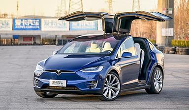 爱卡新能源评测 科技之翼特斯拉Model X