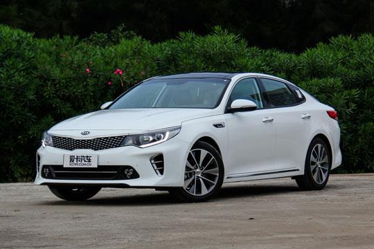 起亚K5购车优惠2.8万元 有现车