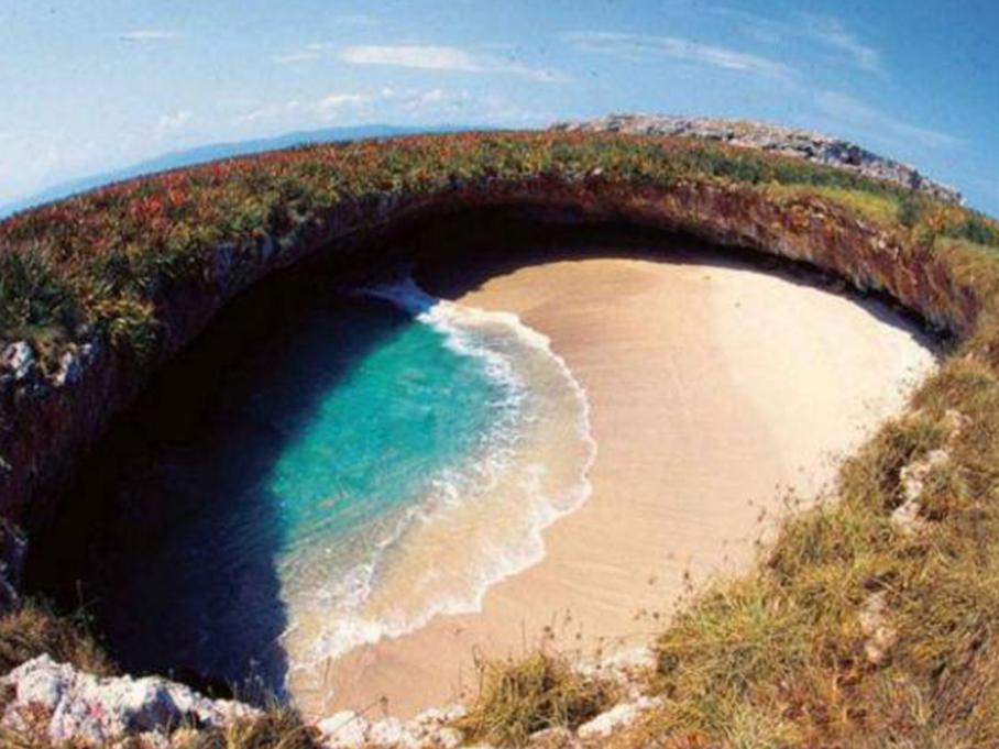 欣赏世界各地那些漂亮的沙滩