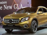 奔驰新款GLA北美车展正式发布 惊喜不大