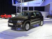 途观丝绸之路版新车型上市 售21.18万起