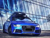 蓝色魅影,RS7也想当背包客