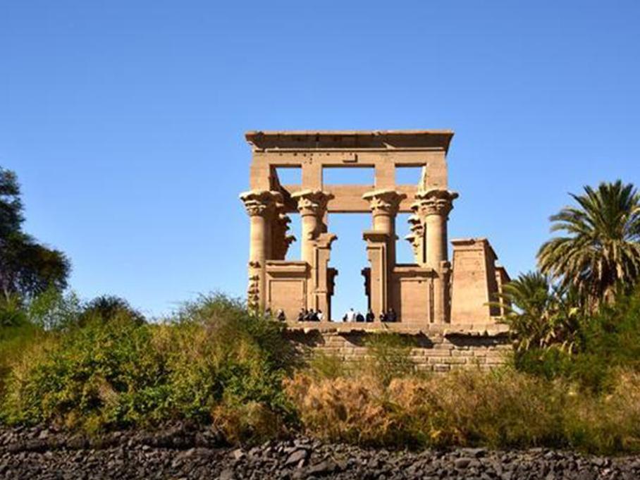 埃及纪行之一——尼罗河谷著名神庙游