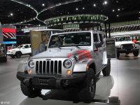 Jeep牧马人Sahara Winter 北美车展发布