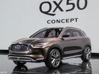 全新Q60/QX50等 英菲尼迪2017新车规划