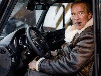 终结者施瓦辛格最新座驾—奔驰G电动版