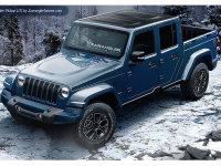 Jeep新一代牧马人将于今年11月开始量产