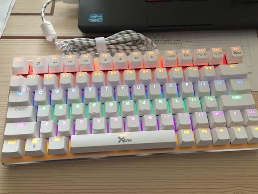 爱卡机械键盘,你值得拥有!