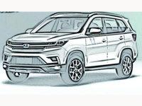 昌河未来将推全新7座SUV  轴距达2800mm