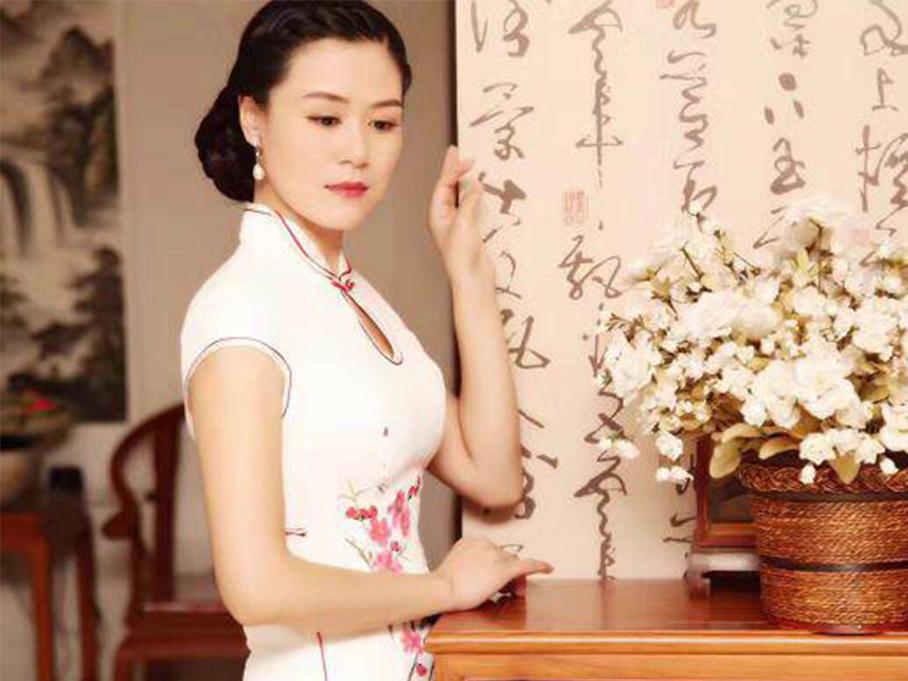 发现美创造美传播美,美动中原旗袍年会