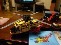 lego 9396 直升机