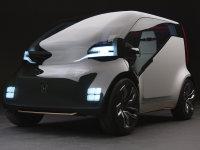 本田CES发布纯电动概念车NeuV