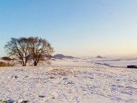 2017年第一游 乌兰布统去看雪