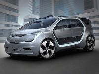 克莱斯勒Portal概念车官图 将于CES亮相