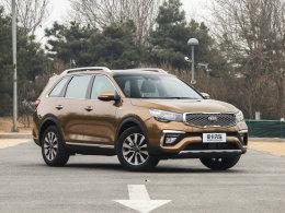 7座中型SUV新选择 实拍东风悦达起亚KX7