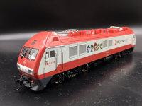 2008北京奥运会纪念版火车头
