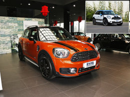 迷你肌肉男 实拍全新MINI COUNTRYMAN
