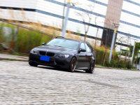 整体移植M3,BMW E91旅行版改装案例