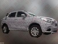 广汽传祺GS3预计八月上市 搭两款发动机