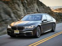 锦衣炮弹 美国试驾BMW M760Li xDrive