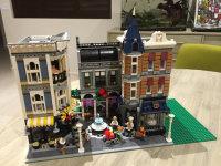 LEGO 10255 街景10周年