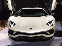 兰博基尼Aventador S接受预定 674万起