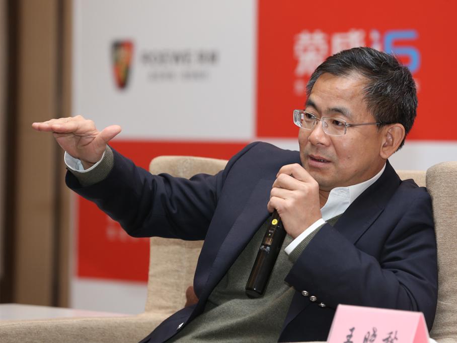 上汽乘用车王晓秋:荣威i6同级别车最强