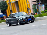 永恒的经典记忆,BMW E30 325i改装案例