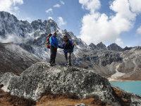 尼泊尔,珠峰南坡 EBC+Gokyo徒步游记