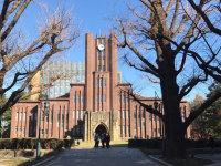 东京游之走进东京大学