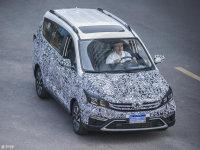 长安欧尚A800上海车展首发 下半年上市
