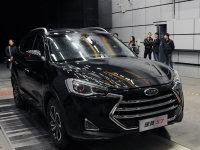 江淮瑞风S7预计二季度上市 全新紧凑SUV