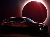 三菱全新SUV命名Eclipse Cross 3月发布