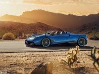 对完美艺术的偏执 Huayra Roadster官图