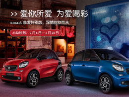 smart挚爱特别版上市 售14.0888万元起