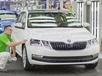 斯柯达新款明锐海外工厂下线 年内上市