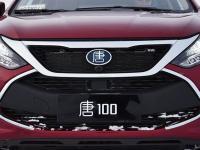 比亚迪唐100续航达100km 将2月27日上市