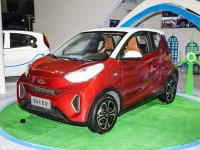 奇瑞eQ1纯电动车3月25日上市 或5万元起