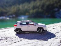 带着我的小模型在玉龙雪山、蓝月谷拍照