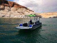 房船自驾游,囧游鲍威尔湖