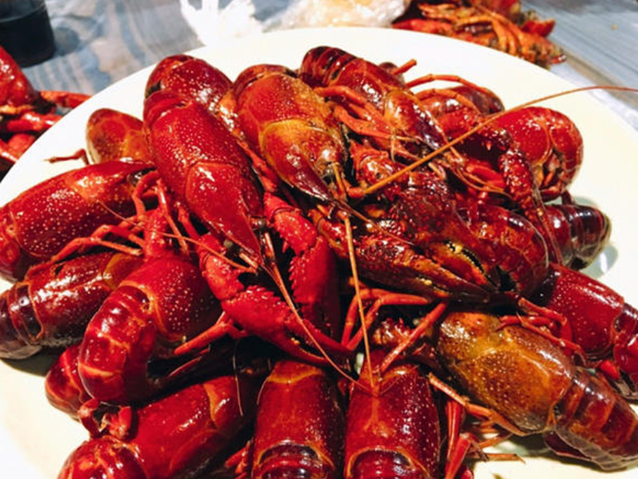 不吃小龙虾的朋友 去武汉可惜啦