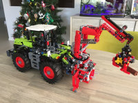 LEGO 42054 克拉斯拖拉机