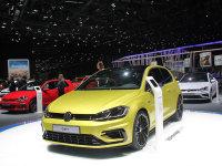 大众高尔夫R上海车展亮相 计划8月上市